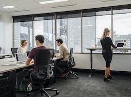 Brand NEW, dedicated desk at 456 Lonsdale Street Melbourne, image 1