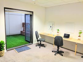 Private Office + Private Patio 2, only 3min walk from Parliament Station, private office at HQ Co-Work, image 1