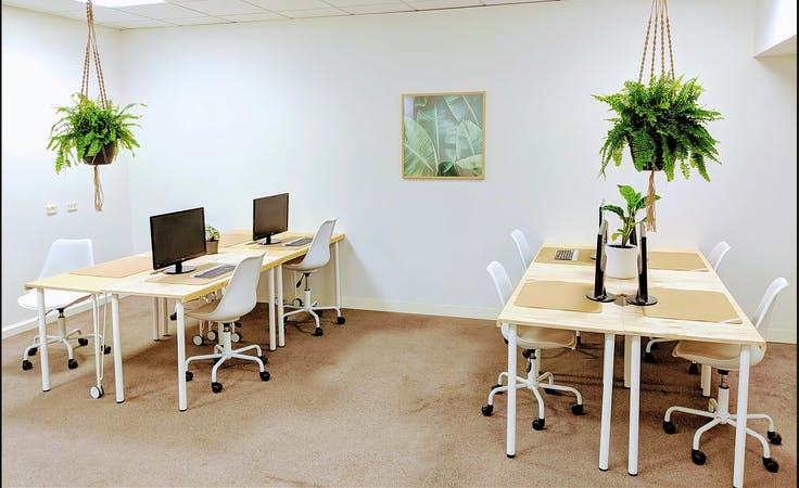 Private Office + Private Patio 3, only 3min walk from Parliament Station, private office at HQ Co-Work, image 1