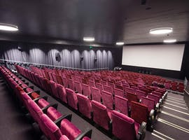Cinema, multi-use area at Kambri at ANU, image 1