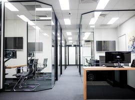Executive Office, private office at B2B HQ, image 1