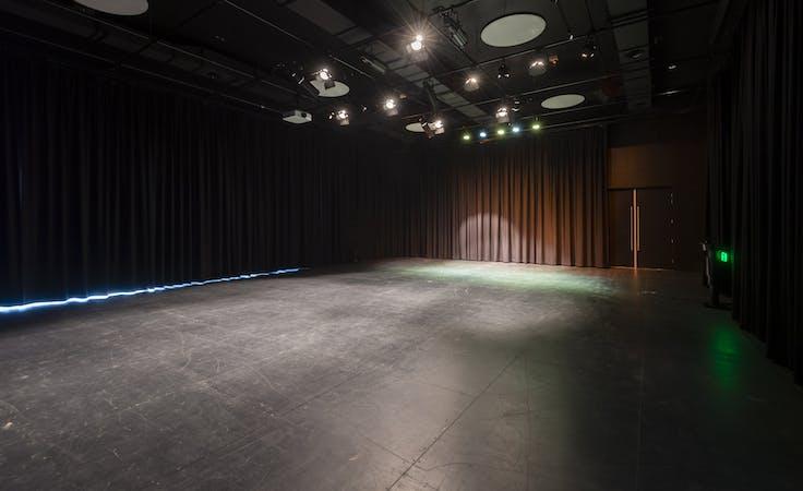 The Drama Theatre, multi-use area at Kambri at ANU, image 1
