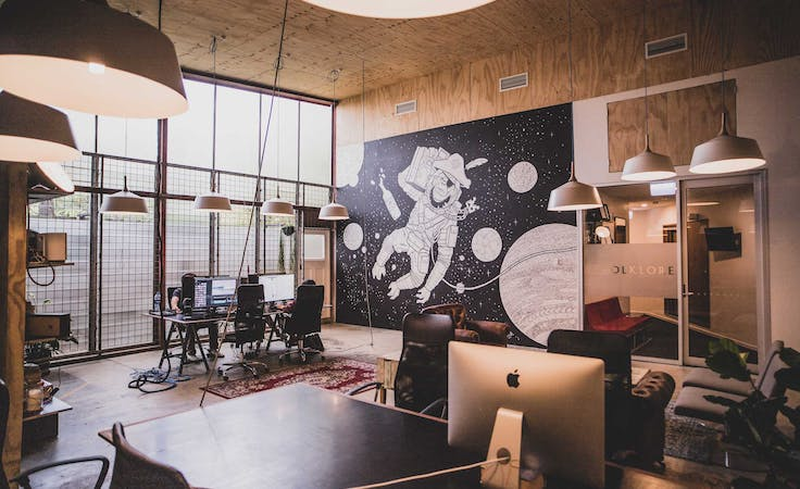 Shared office at Lucid Media Workspace, image 1