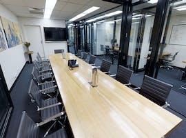 Boardroom, training room at B2B HQ, image 1