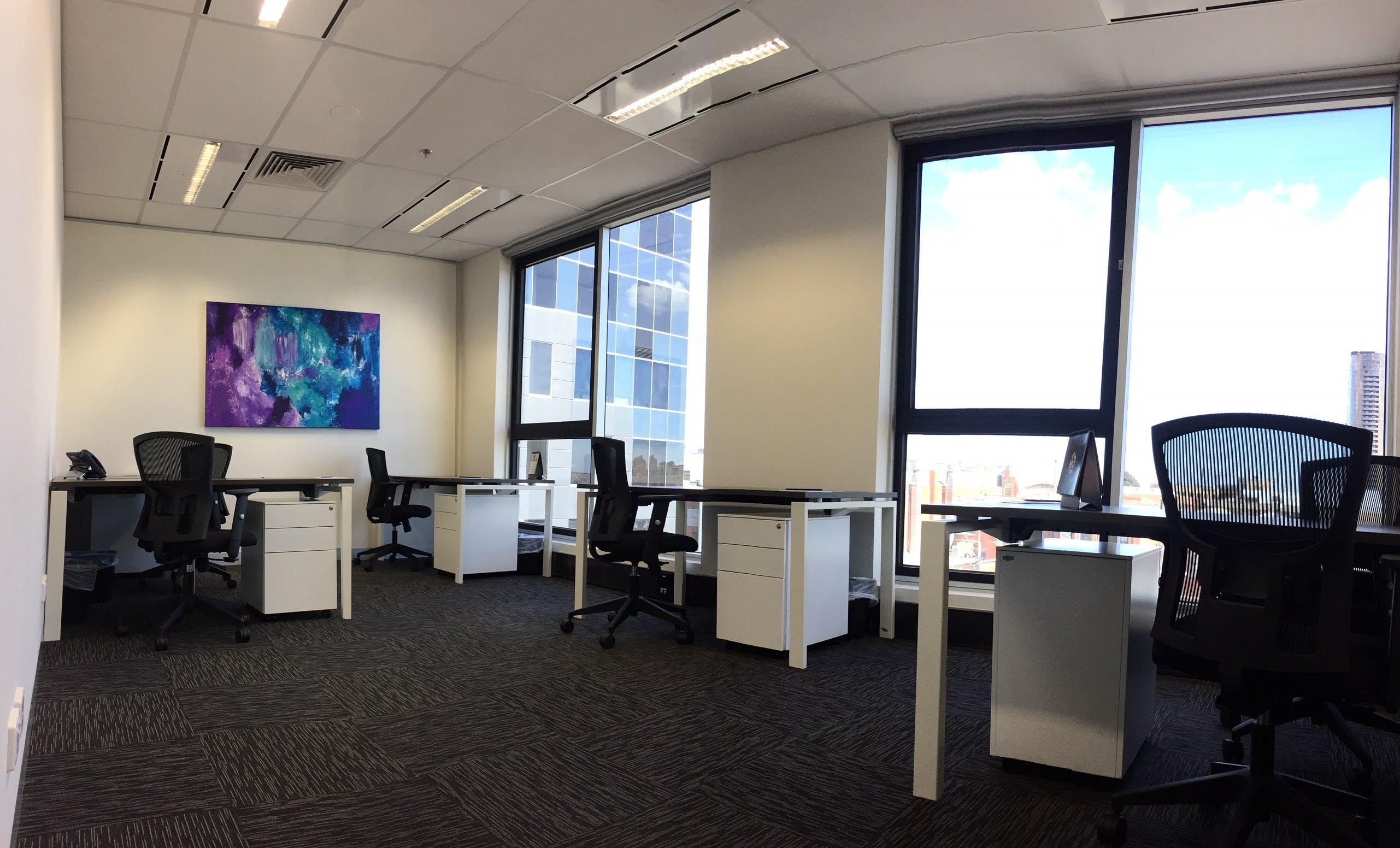 Office 4, serviced office at Victory Offices | Box Hill, image 1
