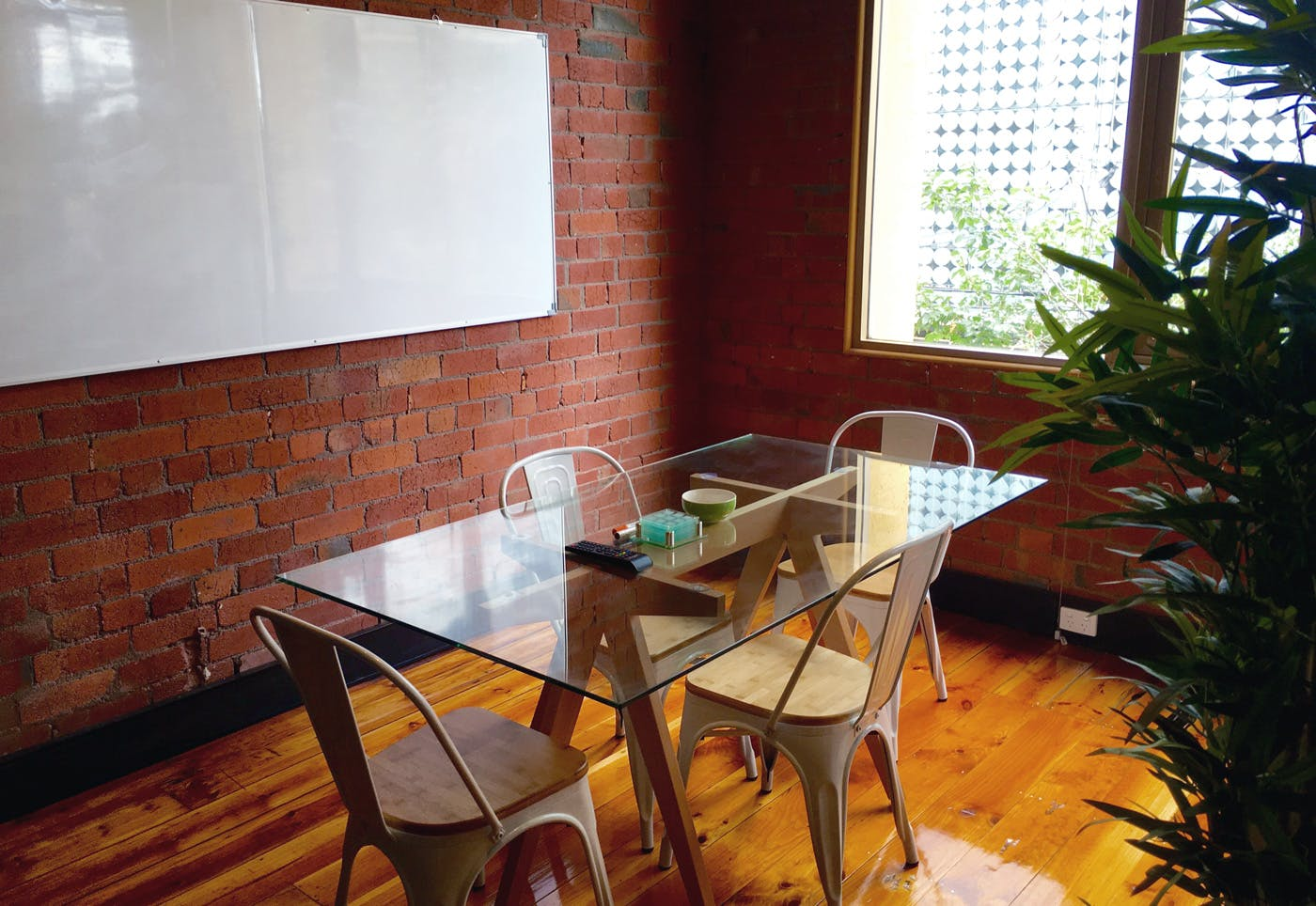 The Corner, meeting room at Framework, image 1