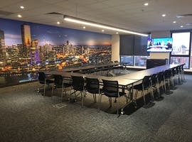 Phoenix, meeting room at Victory Offices | Box Hill Meeting Rooms, image 1