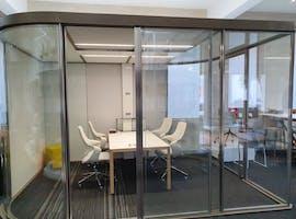 Chakra Pod, meeting room at P4 Pod, image 1