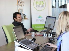 Coworking at The Hub Port Macquarie, image 1