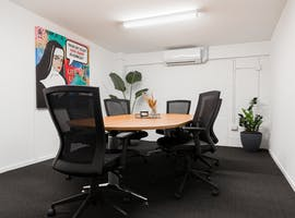 Podcast Room, multi-use area at Karma Collab Hub, image 1