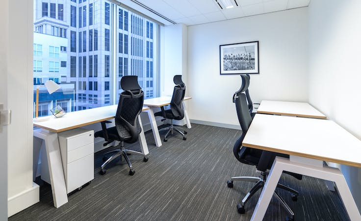 Office 5, private office at 330 Collins Street, image 1
