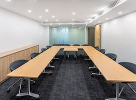 Open plan office space for 10 persons in Regus Darling Park, private office at Darling Park, image 1