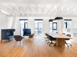 Flexible workspace in Regus 120 Collins Street, hot desk at Collins Street, image 1