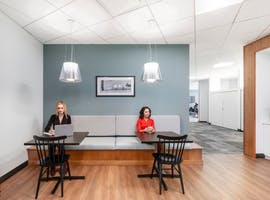 Regus Forrest Centre, hot desk at Forrest Centre, image 1