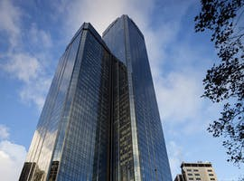 STOP! Rent right now a large office for more than 6 people , serviced office at Rialto Tower, image 1