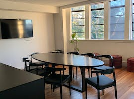 The Dojo, multi-use area at the projects* office, image 1