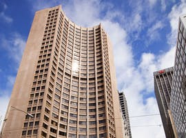Quality, flexible spaces available now, hot desk at Level 28, 303 Collins Street, image 1