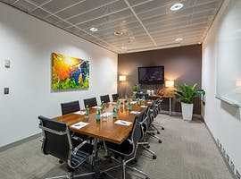 Your Business World Platinum Membership Regus , hot desk at City Central, image 1