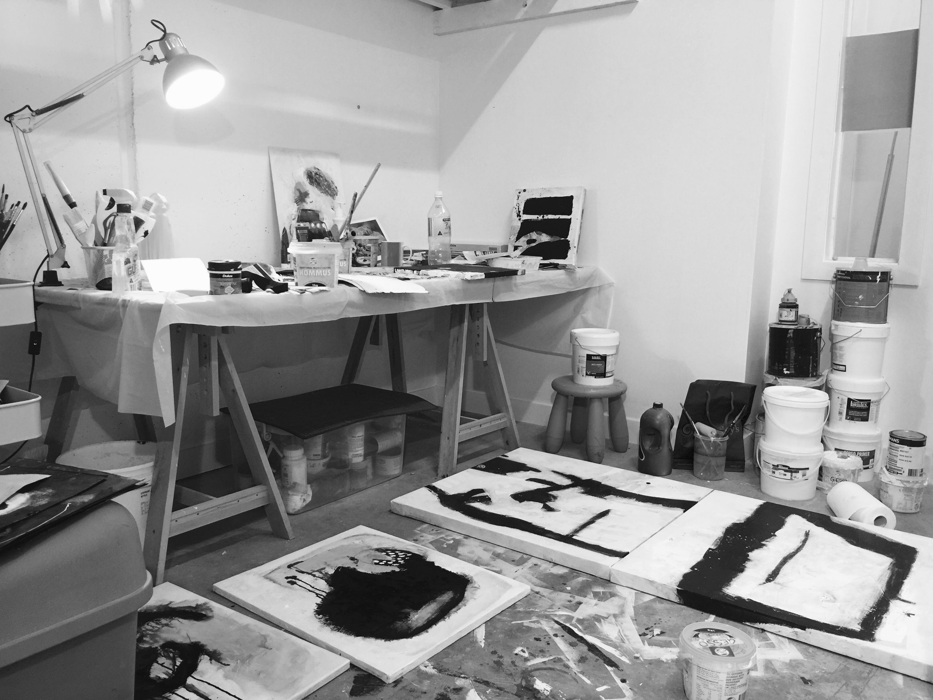 Art Gallery and Venue, creative studio at Laurent Contemporary Art Gallery and Cafe, image 1