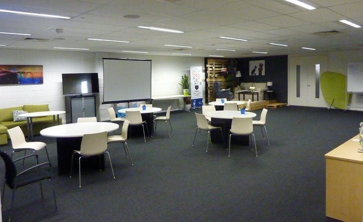 Training Room/Meeting Room for up to 50 participants, training room at ILP Learning Hub, image 1