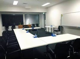 Park view Training Room/meeting room for upto 40 participants, training room at ILP Learning Hub, image 1