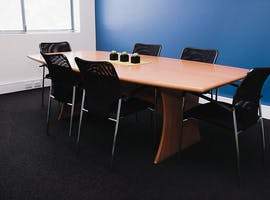 Board Room, meeting room at Brisbane Business Centre, image 1