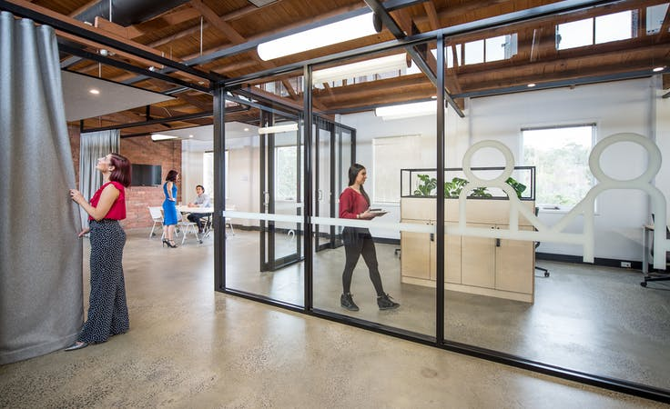 After hours Large Studio, multi-use area at Higher Spaces, image 1