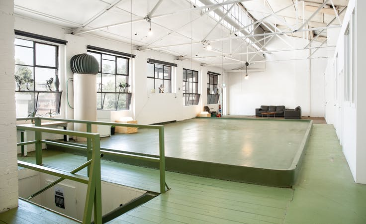 This industrial warehouse is the perfect blank canvas, image 1