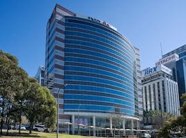 Your Business World Platinium Membership Regus in Pacific Highway – North Sydney from $169/Month. , hot desk at  Level 12, 1 Pacific Highway, image 1