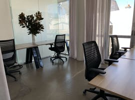Resident Private Office D1 with direct Balcony Access, serviced office at District, image 1