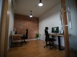 Corner office, serviced office at Media Studio Office Space - LVM, image 1