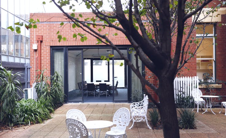 The Courtyard Room, function room at Queen Victoria Women's Centre, image 1