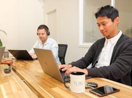 Hot Desk, hot desk at Fleks Workspaces, image 1