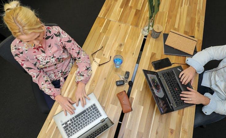 Hot Desk, hot desk at Fleks Workspaces, image 2