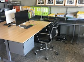 The Cabin, dedicated desk at Hot Desk, image 1