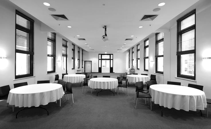 The Victoria Room, function room at Queen Victoria Women's Centre, image 1