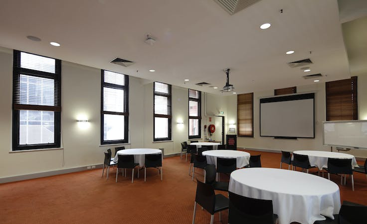 The Victoria Room, function room at Queen Victoria Women's Centre, image 2
