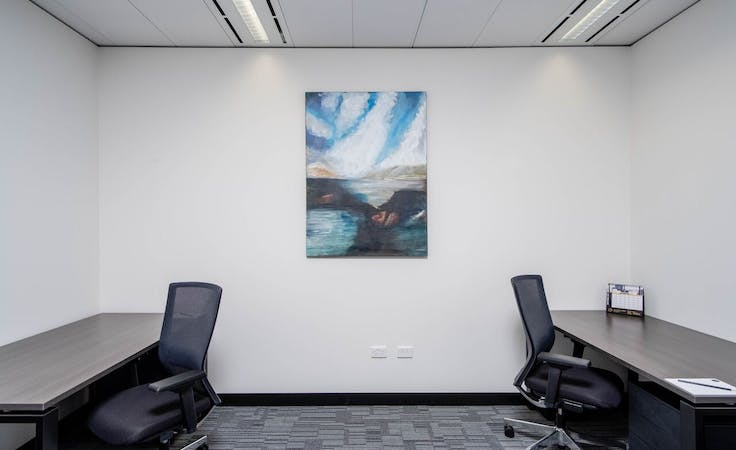 Office 2, serviced office at Victory Offices | Exchange Tower, image 1