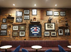 The Hounds Lounge, multi-use area at The Normanby Hotel, image 1