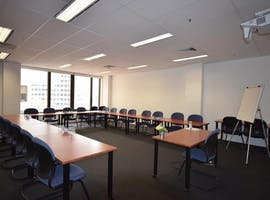Room 3, serviced office at 350 Collins Street, image 1