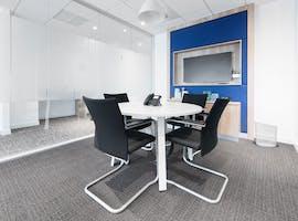 Regus Bourke Street, hot desk at 385 Bourke Street, image 1