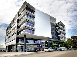 Your Business World Platinum Membership Regus , hot desk at North Ryde, image 1