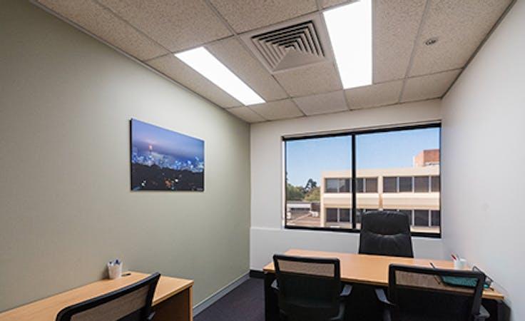 Your Business World Platinum  Membership Regus , hot desk at Liverpool, image 1