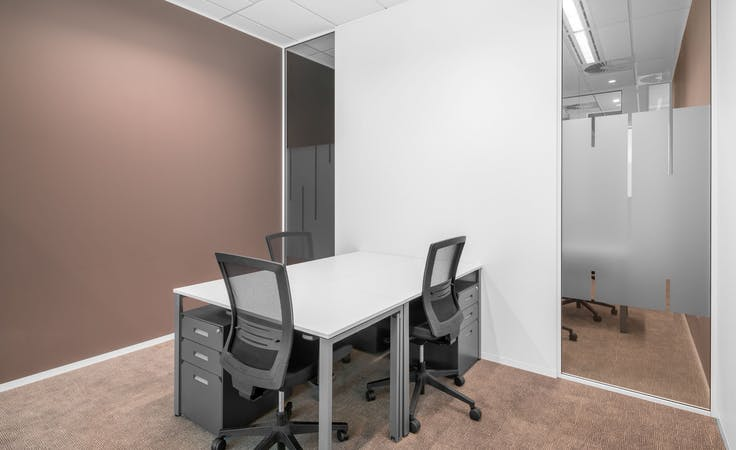 All-inclusive access to professional office space for 3 persons in HQ Victoria Park, serviced office at Victoria Park, image 1