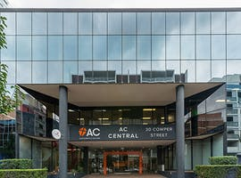 Rent your private office space in Parramatta , serviced office at 30 Cowper Street, image 1