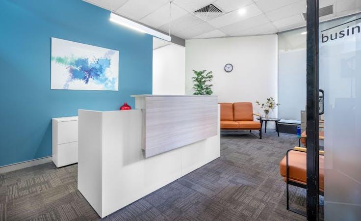 Regus Parramatta - Cowper Street, hot desk at 30 Cowper Street, image 1