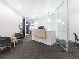 Regus Burelli Street, hot desk at 1/1 Burelli street, image 1