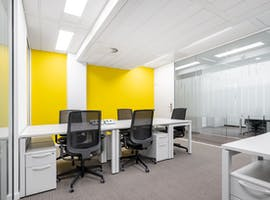 Fully serviced open plan office space for you and your team in Regus Burelli Street, serviced office at 1/1 Burelli street, image 1