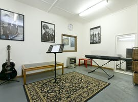 Studio 2 of the SoundLab, image 1