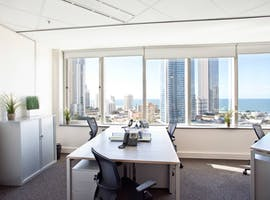 Quality, flexible spaces available now, hot desk at 50 Cavill Avenue, image 1
